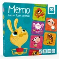 eurekakids-memo funny farm animals